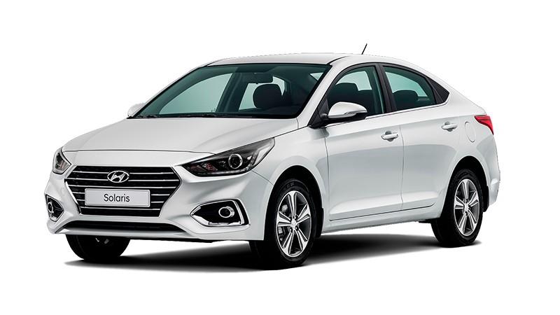 Hyundai Solaris 3