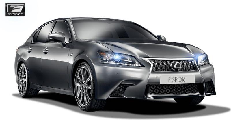 Lexus GS250