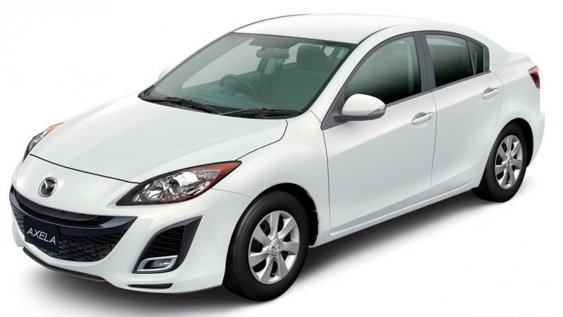 Mazda Axxela