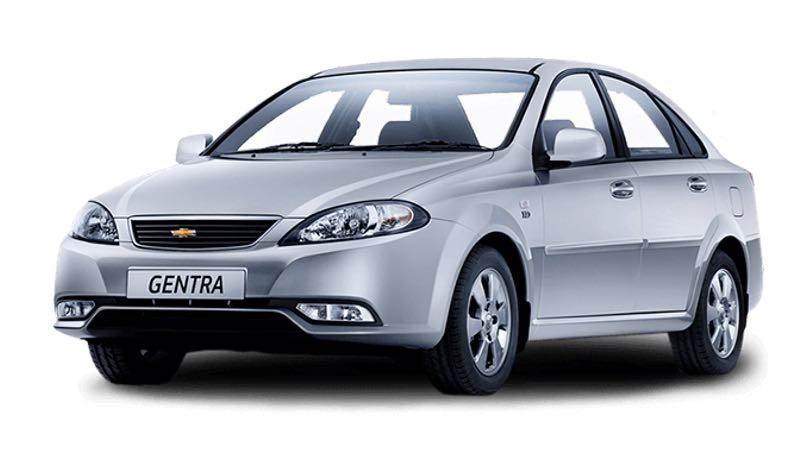 Chevrolet Gentra